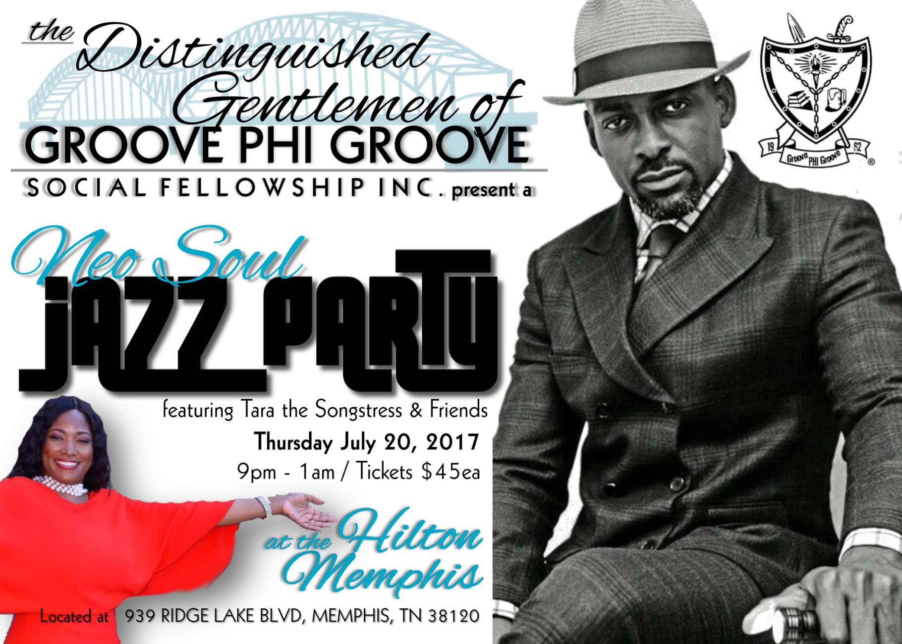 Neo Soul Jazz Party