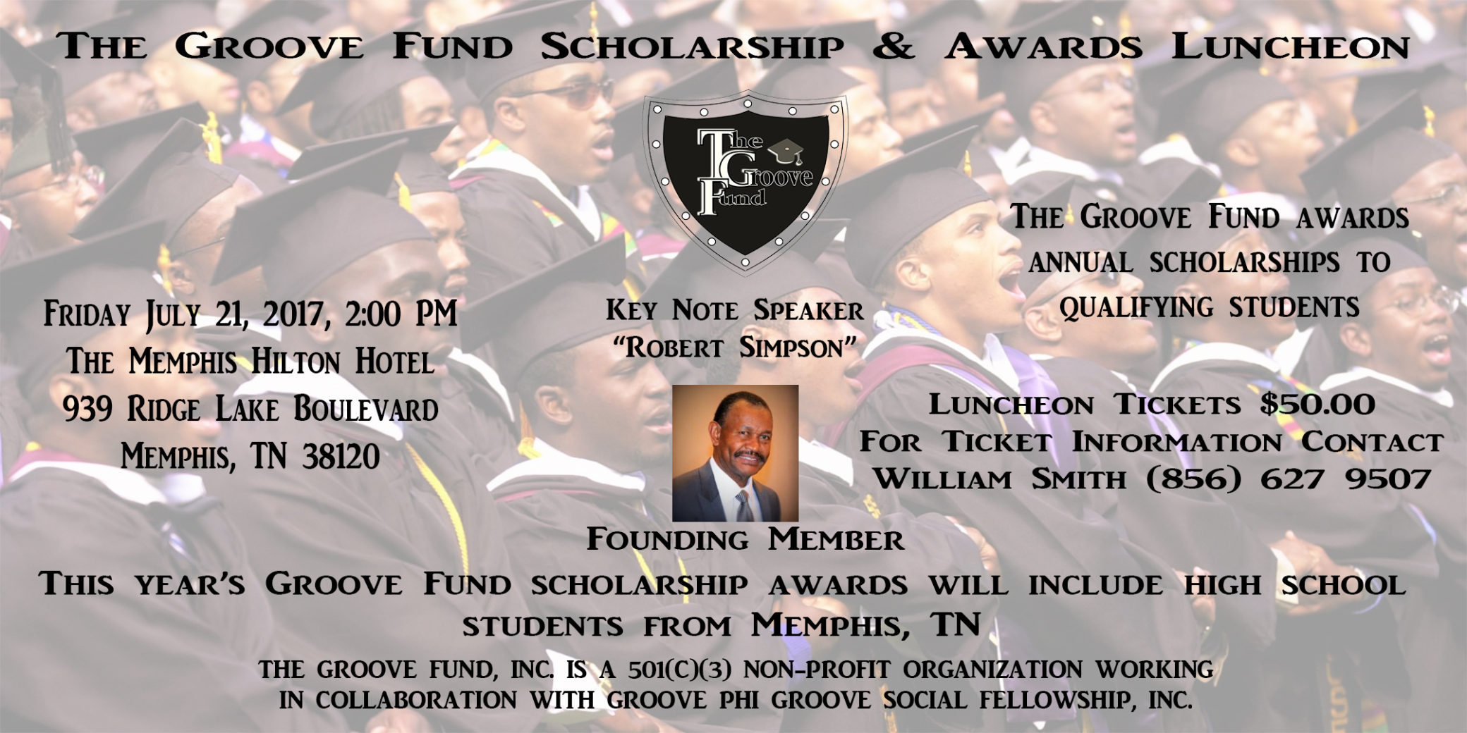 The Groove Fund Scholarship & Awards Luncheon