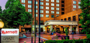 Marriott-Winston-Salem-Exterior